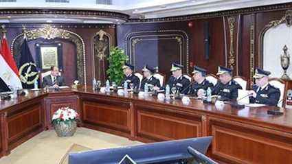 تكثيف التواجد الأمني للقوات المسلحة والشرطة بمناسبة احتفالات عيد الميلاد