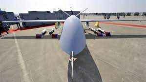 الصين تطرح طائرة عسكرية بدون طيار بمعايير جديدة