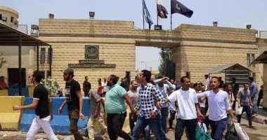 244 سجينا يودعون الزنازين بموجب عفو رئاسى