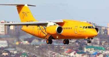 سقوط طائرة ركاب روسية لا يوجد ناجون بين ضحايا الطائرة المنكوبة