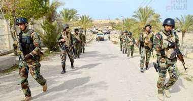 """بالنص الكامل ..القوات المسلحة تعقد مؤتمرا صحفيا لشرح التفاصيل الخاصة بالعملية الشاملة """" سيناء 2018 """""""