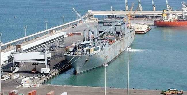 وصول سفينة لميناء سفاجا تحمل 31 ألف طن ألومنيوم قادمة من استراليا