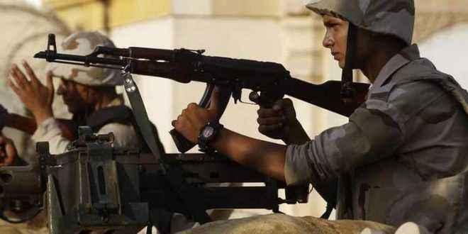 القوات المسلحة: القضاء على 13 تكفيريا وضبط 86 إرهابيا ومطلوبا في سيناء