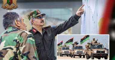 متحدث عسكرى ليبى:وقف العمليات العسكرية على درنة وخطة جديدة لاقتحام المدينة