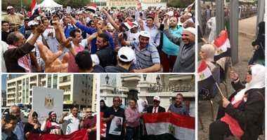 تواصل توافد الناخبين لليوم الثالث والأخير على لجنة الانتخابات بسفارة مصر في بلجراد