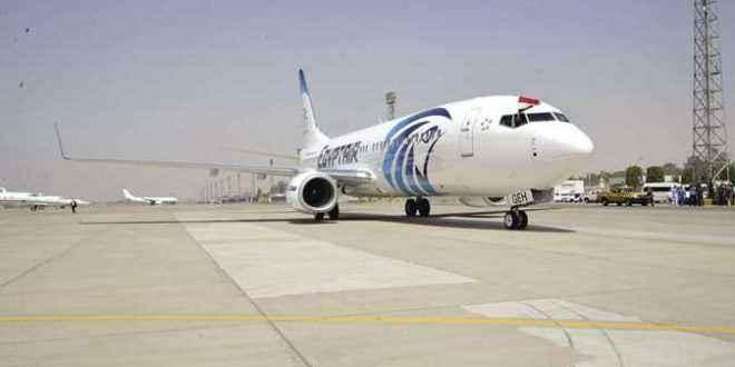 (مصر للطيران) تنجح فى تجديد اعتماد إدارة الطيران الفيدرالية الأمريكية