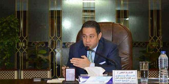 """وزير قطاع الأعمال يصدر قرارا بإعادة تشكيل مجلس إدارة """"القابضة للأدوية"""""""