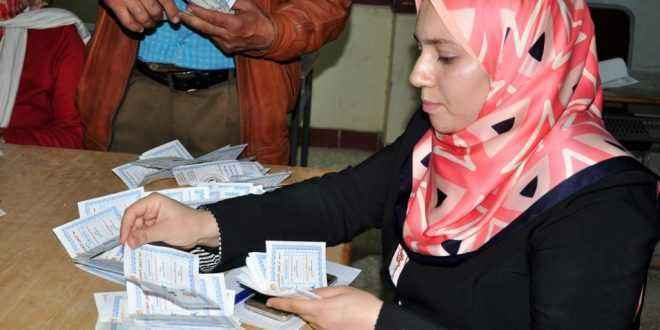 مؤشرات أولية: حصول السيسي على 70028 صوتا صوتا مقابل 2479 لموسى بالعدوة في المنيا