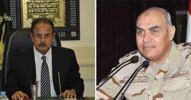 وزير الداخلية لصدقى صبحى: نخوض حربا مشتركة لاقتلاع جذور الإرهاب