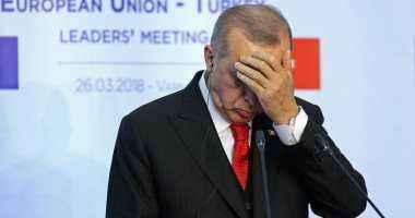 هتافات معادية لأردوغان خلال لقاء انتخابى