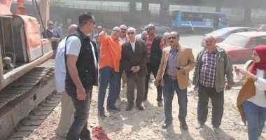 محافظ القاهرة: الانتهاء من إزالة مثلث ماسبيرو خلال أسبوعين على الأكثر