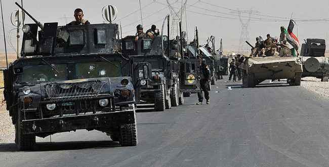 انطلاق عملية عسكرية للتفتيش غربي الأنبار بالعراق