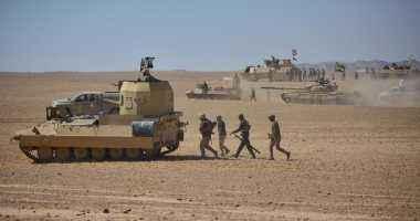"""العراق:قوات الأمن تلاحق عناصر """"داعش"""" في القري الحدودية بين محافظتي ديالي وصلاح الدين"""