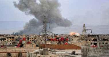 رويترز: مقتل 15 شخصا بينهم 8 إيرانيين فى هجوم إسرائيلى بسوريا