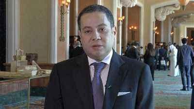 وزير قطاع الأعمال يبحث مع سفير روسيا بالقاهرة سبل تعزيز التعاون المشترك