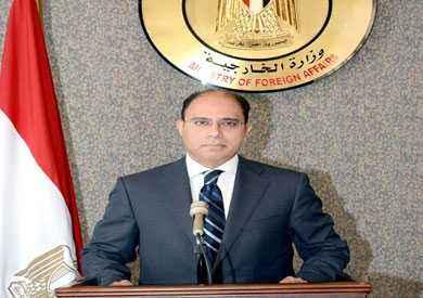 «الخارجية»: موقف مصر من الأزمة السورية تحكمه حماية الشعب وكيان الدولة