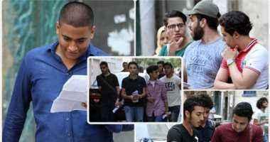 بكاء وانهيار طلاب الثانوية فى لجان القاهرة بعد امتحان اللغة الإنجليزية