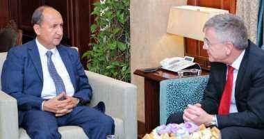 وزير الصناعة: 5.8 مليار يورو حجم التبادل التجارى بين مصر وألمانيا بـ2017