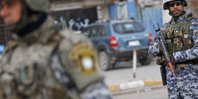 «عمليات بغداد» تعلن إحباط محاولة تشكيل خلية إرهابية