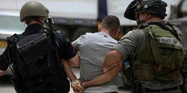 قوات الاحتلال الإسرائيلي تعتقل 8 مواطنين فلسطينيين من الضفة الغربية