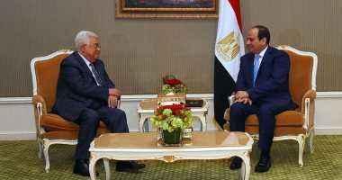 الرئيس الفلسطيني يهنئ الرئيس السيسي بذكرى ثورة يوليو المجيدة