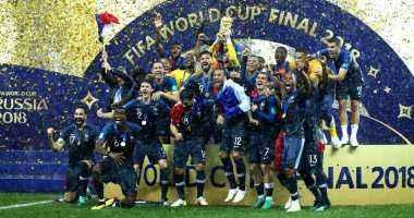 355 ألف يورو مكافأة لكل لاعب بمنتخب فرنسا من عائدات الفيفا