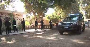 مصرع 13 إرهابيا فى مداهمات أمنية بالمساعيد فى العريش