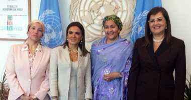 هالة السعيد: نتفاوض مع الأمم المتحدة على مشروعات حتى 2022 بـ1.2 مليار دولار