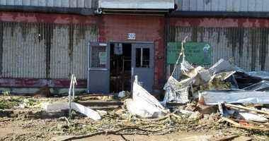 إعصار يضرب ولاية أيوا الأمريكية.. ويسبب أضرارا مادية
