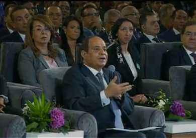 «السيسي»: لن ينجح نظام التأمين الصحي في الدولة المصرية إلا بالأمن والاستقرار
