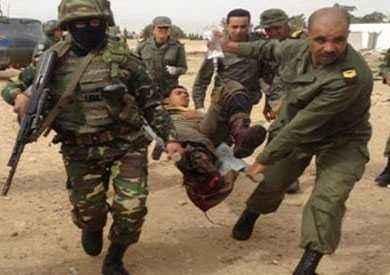 مقتل 7 جنود جزائريين في اشتباك عنيف مع جماعة إرهابية