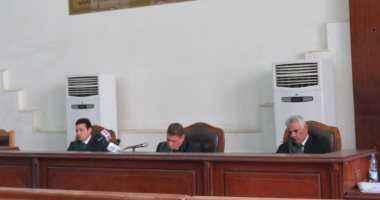 """حجز الحكم على """"بديع"""" و12 آخرين بـ""""أحداث مكتب الإرشاد"""" لـ 30 سبتمبر"""