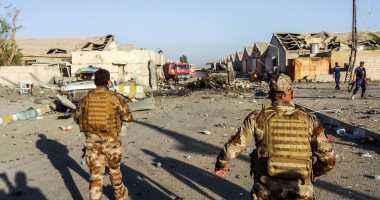 مقتل 16 داعشيا تسللوا من سوريا إلى العراق