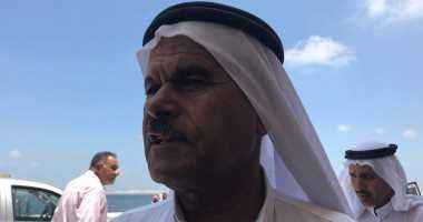 الصيادون فى شمال سيناء يشكرون القوات المسلحة على فتح بحيرة البردويل