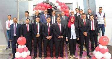 افتتاح فرع جديد لبنك مصر بمركز جهينة بسوهاج