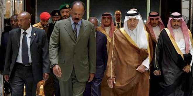 «آبي أحمد» و«أفورقي» يصلان السعودية لتوقيع «اتفاق سلام تاريخي» بالمملكة