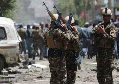 مقتل 14 فردا على الأقل من قوات الأمن الأفغانية في هجمات لـ«طالبان»