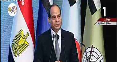 أول تعليق من الرئيس السيسى بعد إلقاء القبض على الإرهابى هشام عشماوى