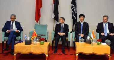 برتوكول بين اتحاد الغرف التجارية ونظيره الصينى لتعزيز التعاون المشترك