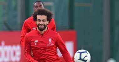 محمد صلاح يرد على شائعات غيابه عن مباراة تونس باتصال هاتفى
