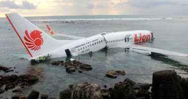 رئيس شركة ليون إير: طائرة إندونيسيا المنكوبة واجهت مشكلة فنية فى رحلة سابقة
