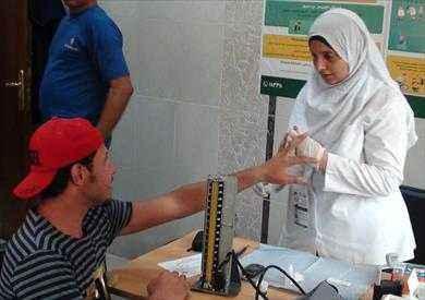 توافد المواطنين بجنوب سيناء على الوحدات الصحية لإجراء المسح الشامل لفيروس «سي»