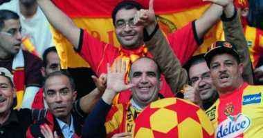 2500 مشجع تونسى لمساندة الترجى فى نهائي أفريقيا ضد الأهلي