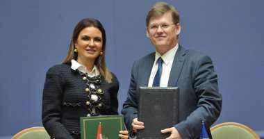 مصر وأوكرانيا تتفقان على إقامة مشروعات مشتركة لزيادة حجم الاستثمارات