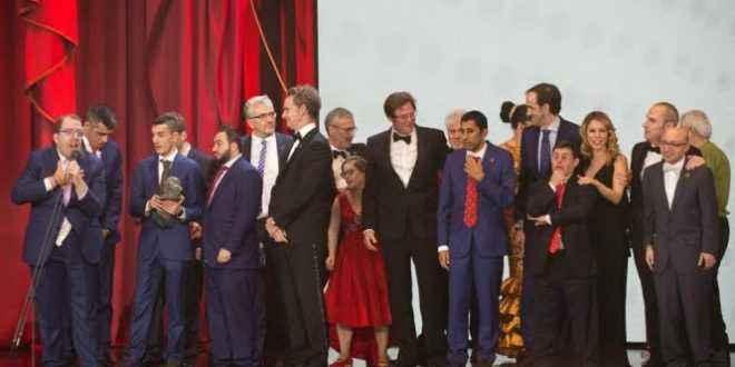 فيلم من تمثيل ذوي الإعاقة يفوز بأهم جائزة سينمائية إسبانية