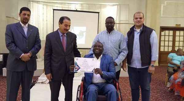وزارة الشباب تختتم الملتقى العربي والأفريقي لفنون ورياضات ذوي الإعاقة