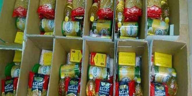 اسعار ومكونات كرتونة رمضان في مؤسسة مصر الخير وبنك الطعام المصري وجمعية الأورمان ورسالة