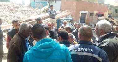 """""""محافظة القاهرة"""" تنقل 230 أسرة من أهالى أبو السعود لحى الأسمرات"""