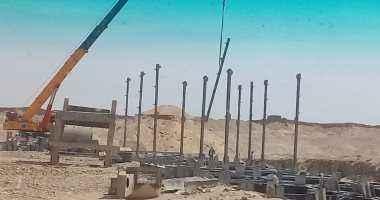 """""""تحيا مصر"""" و""""التخطيط"""" يعتمدان 609 ملايين جنيه لتنفيذ 12 مشروعًا بأسوان"""