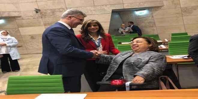 برلمانية: مصر اتخذت خطوات طموحة لدعم حقوق ذوى الإعاقة